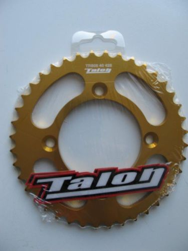 Talon Radialite Achtertandwiel 40 Tands - 428