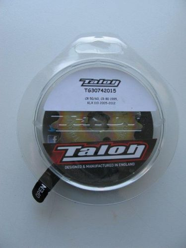 Talon Voortandwiel 15 tands - 420