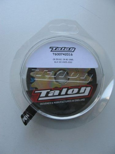 Talon Voortandwiel 16 tands - 420
