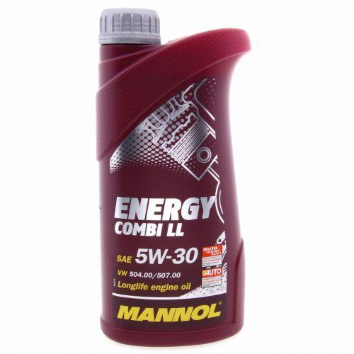 1 liter mannol energy combi ll 5w 30 4 99 nemeco bv. Black Bedroom Furniture Sets. Home Design Ideas