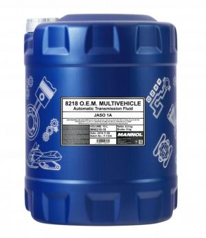10 Liter Mannol ATF Multivehicle 3309 - € 39,95