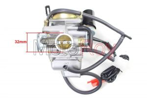 4 Takt 250cc Carburateur GY6 - € 69,95